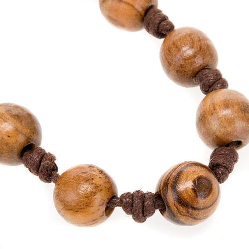 Ten-bead rosary with knots 2