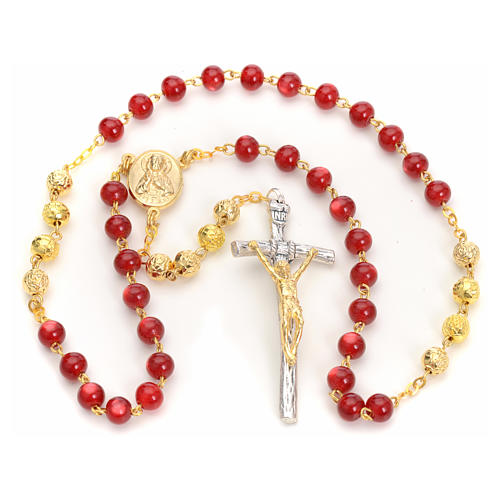 Devotional chaplet, rosary for the souls of priests 5