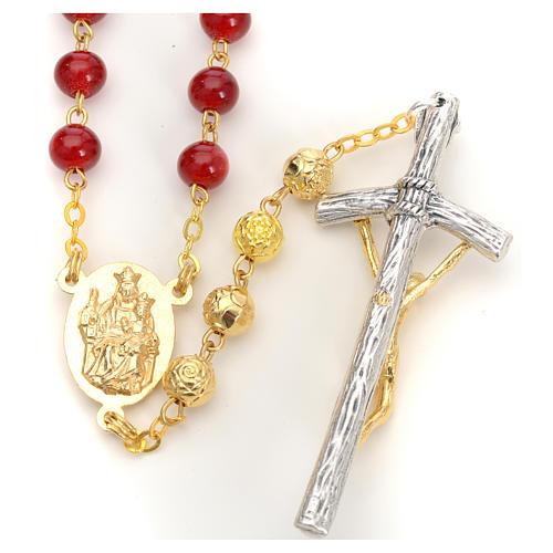 Terço devocional Coroa almas Sacerdotes mortos 2