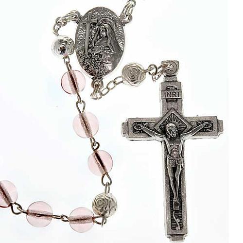 Chapelet dévotion Sainte Rita 1