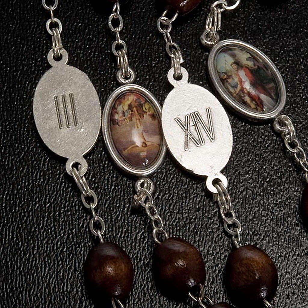 Way of the cross chaplet, 15 stations 4