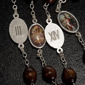 Way of the cross chaplet, 15 stations s4