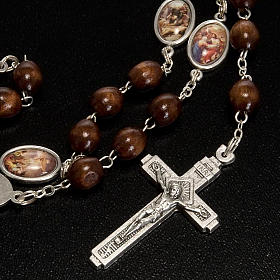 Way of the cross chaplet, 15 stations s5
