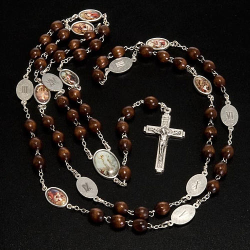 Way of the cross chaplet, 15 stations 2