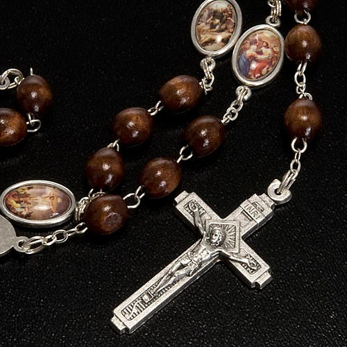 Way of the cross chaplet, 15 stations 5
