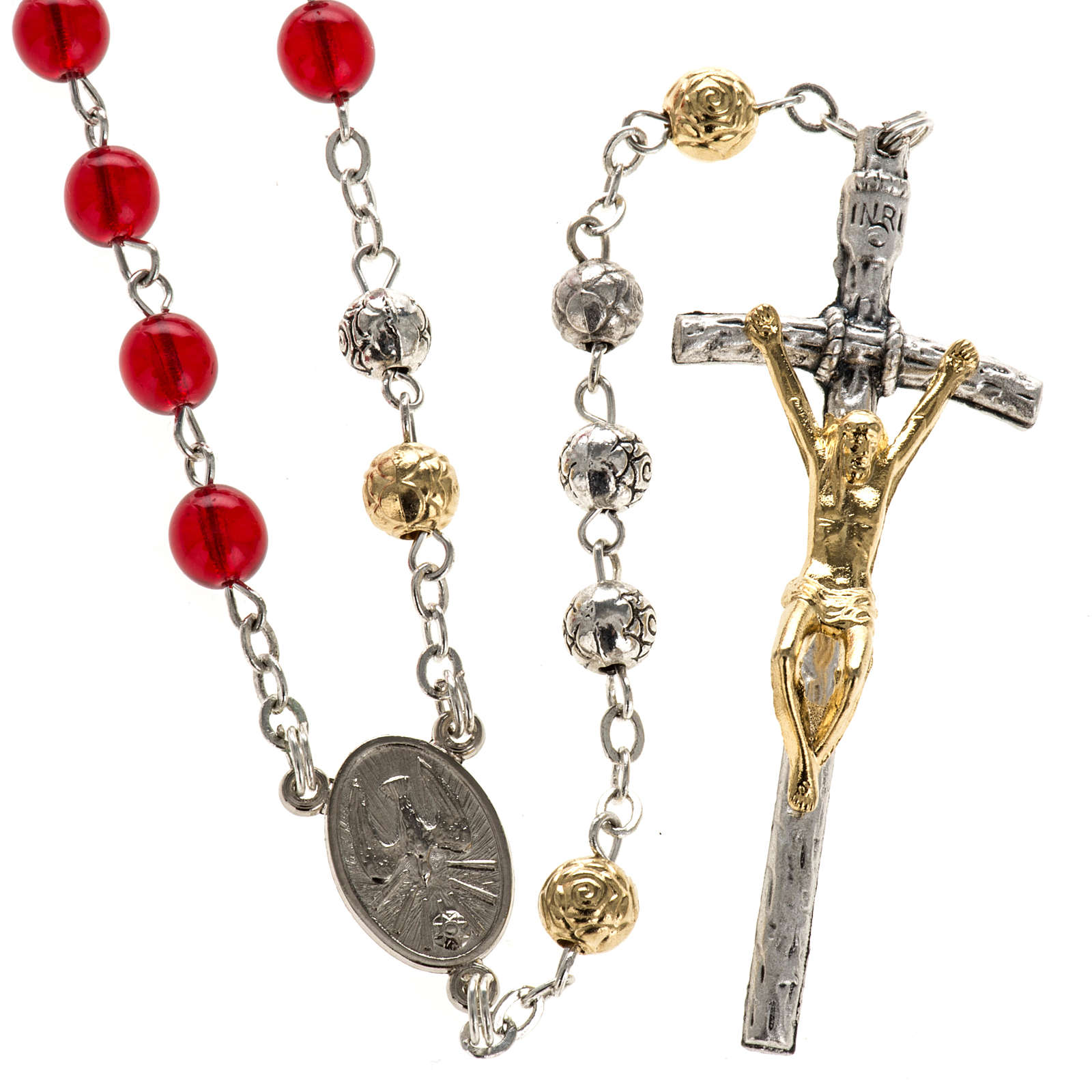 Holy Spirit devotional chaplet 4