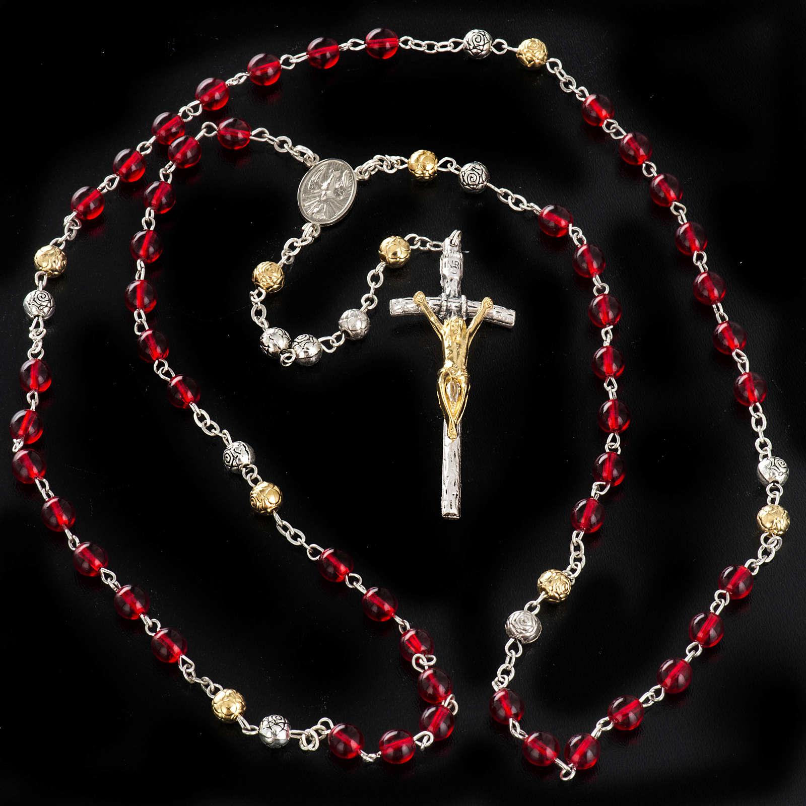 Różaniec oddania Duch Święty 4