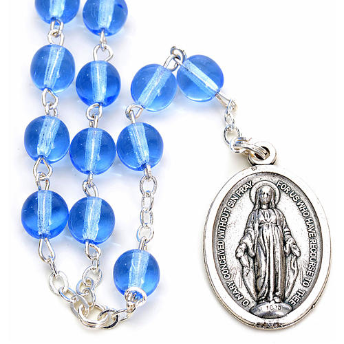 Różaniec oddania Niepokalana Matka Boża 1