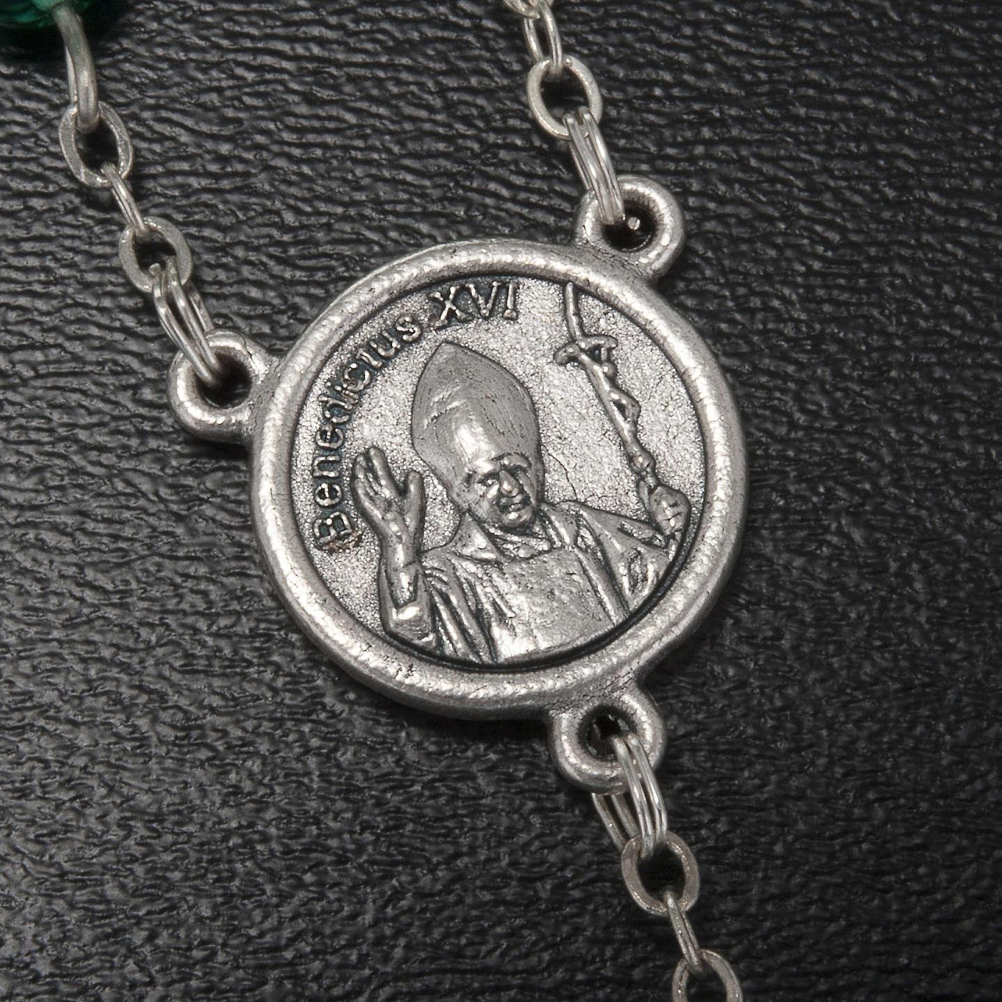 Trisagio Idente vetro immagini Papi 4