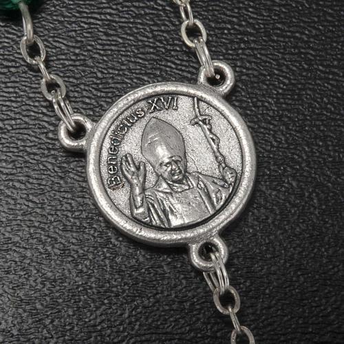 Trisagion szkło wizerunki Papieży 4