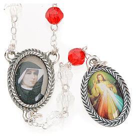 Rosaires de dévotion: Chapelet de dévotion Divine Miséricorde