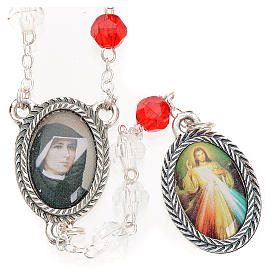 Devotional rosaries: Chaplet of the Divine Mercy