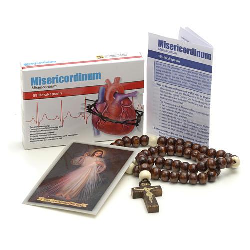 Misericordina, chapelet de Pape François ALL 2