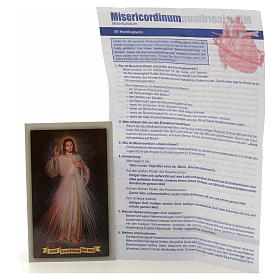 Misericordina di Papa Francesco TEDESCO s3