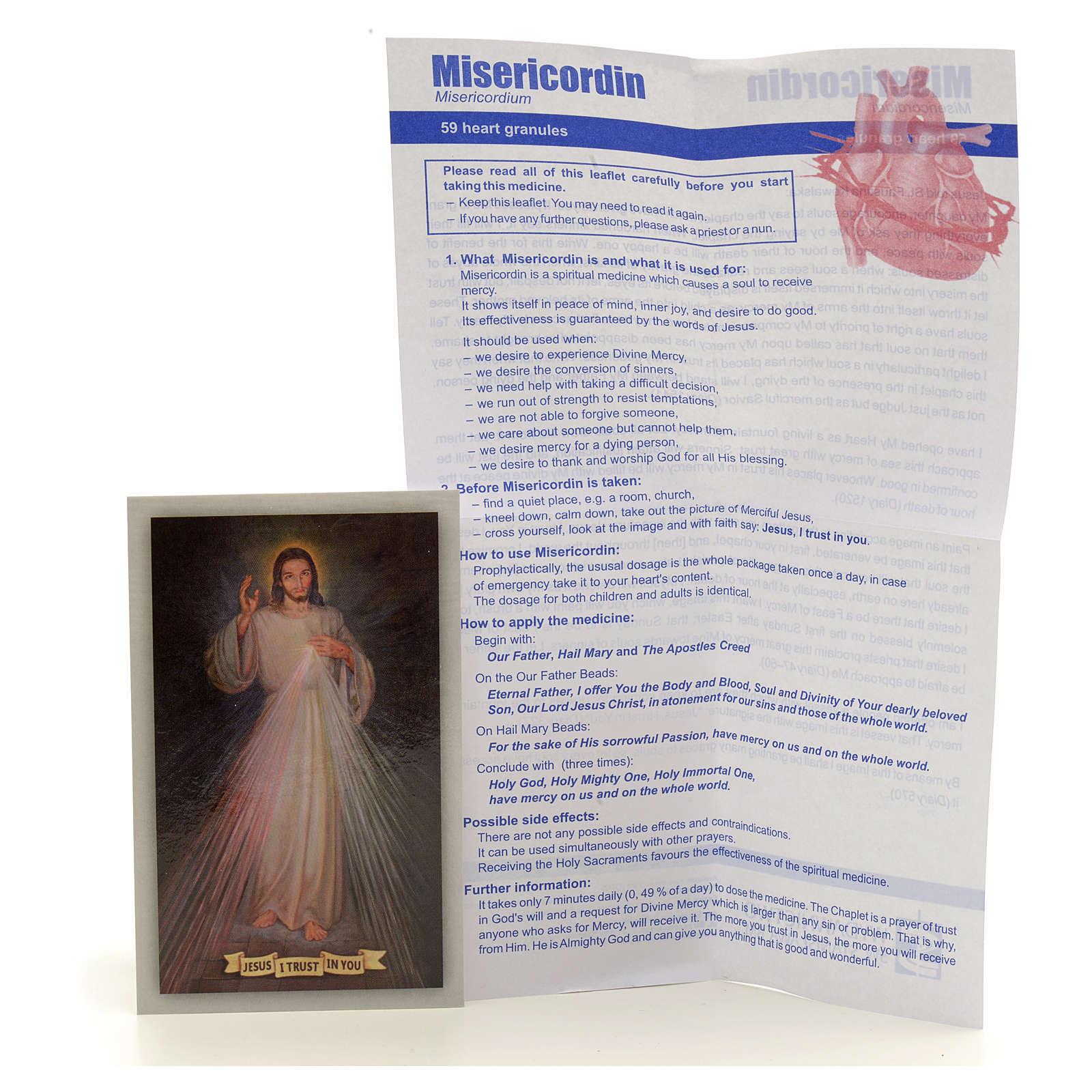 Misericordina von Papst Franziskus ENGLISCH 4