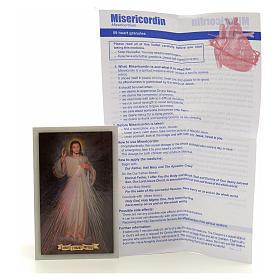 Misericordina von Papst Franziskus ENGLISCH s3
