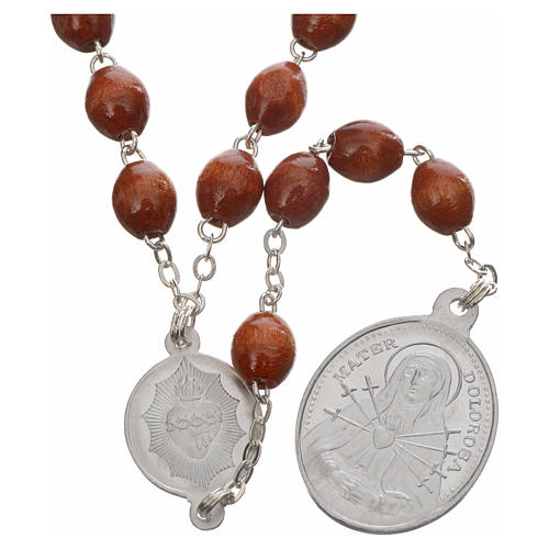 Rosary dedicated to Our Lady of the Five Wounds 1