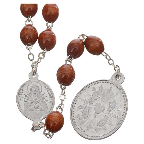 Rosary dedicated to Our Lady of the Five Wounds 2