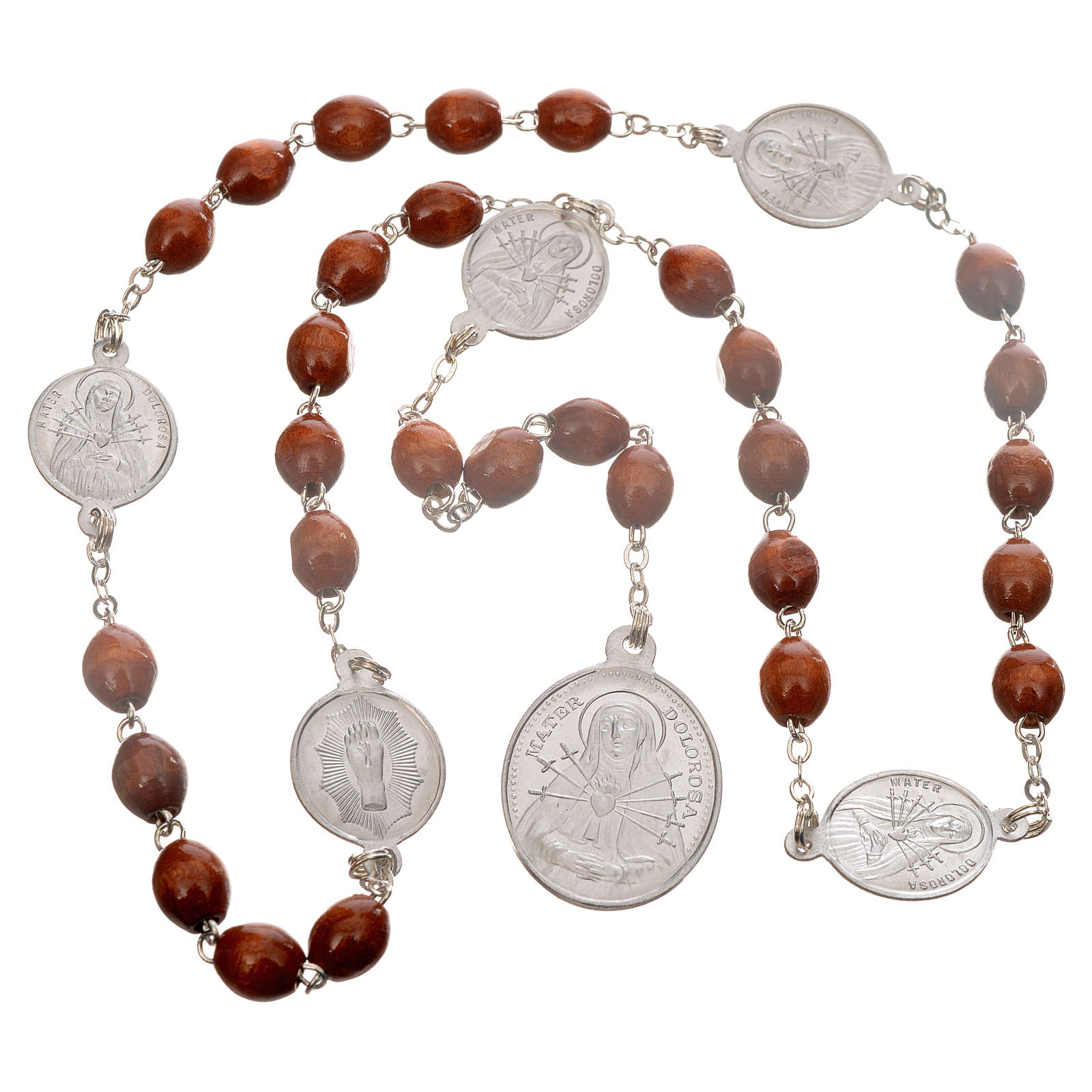 Rosary dedicated to Our Lady of the Five Wounds 4