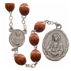 Rosary dedicated to Our Lady of Sorrows s1