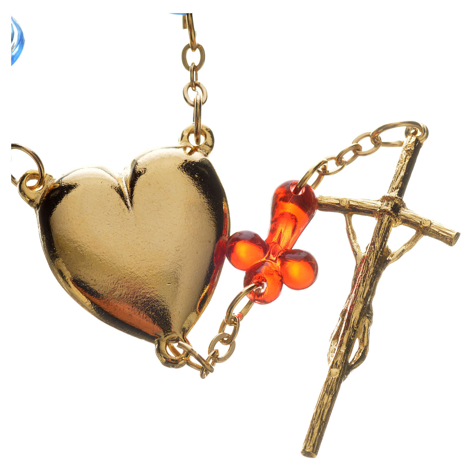 Single decade rosary for the unborn 4