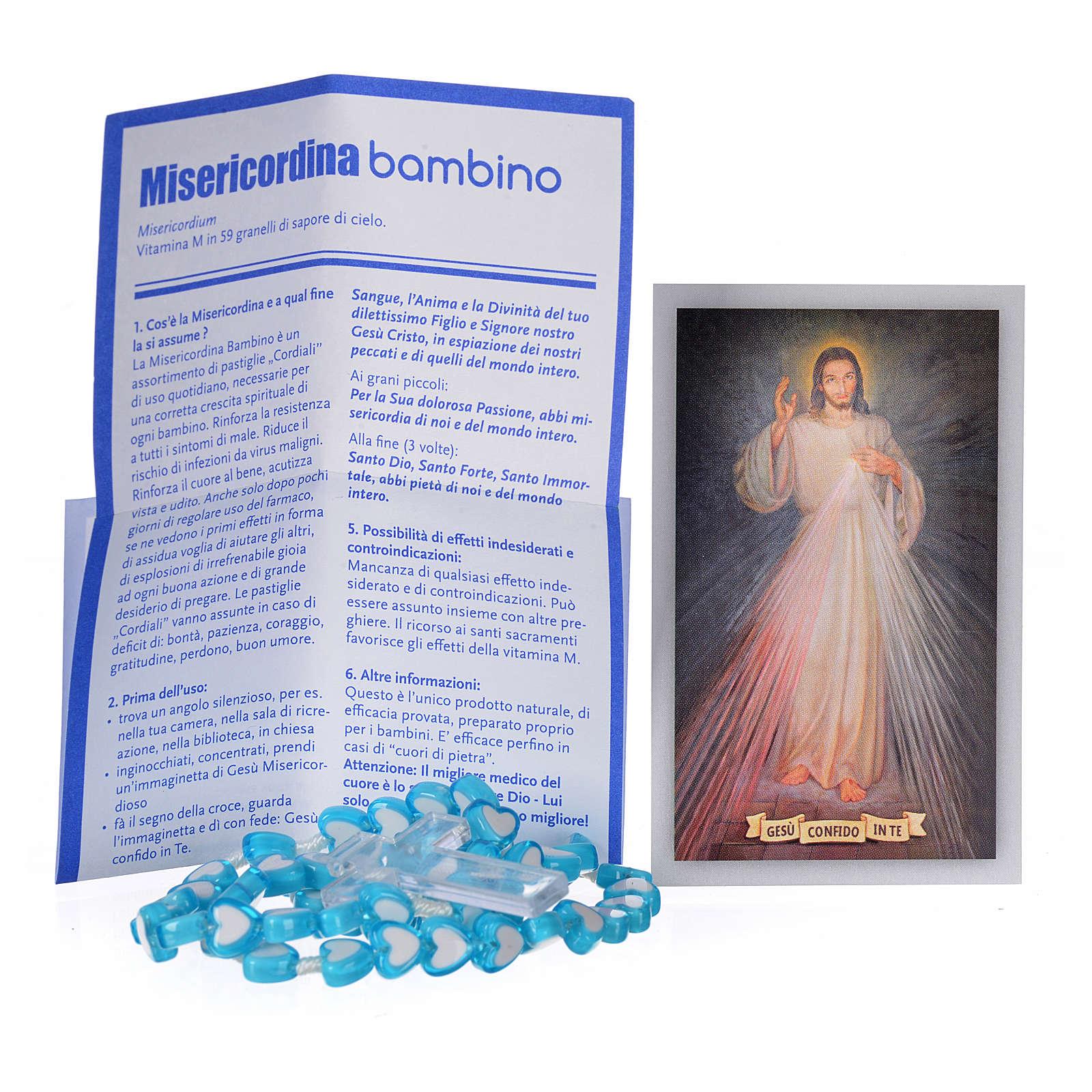 Misericordina para niños del Papa Francisco 4
