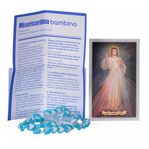 Misericordina dei bambini di Papa Francesco 3