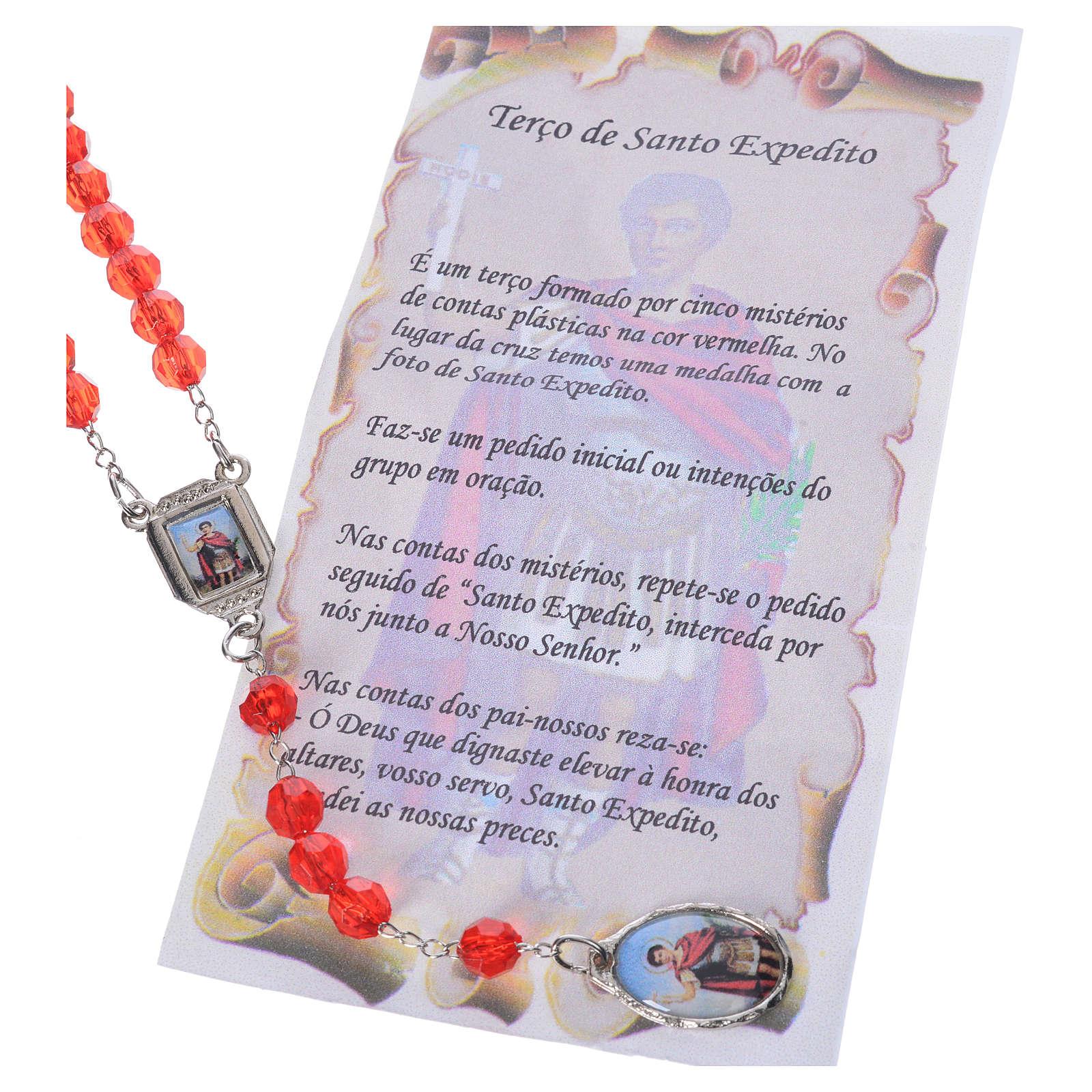 Corona devozionale San Espedito 4