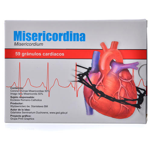 Misericordin by Pope Francis SPANISH 1