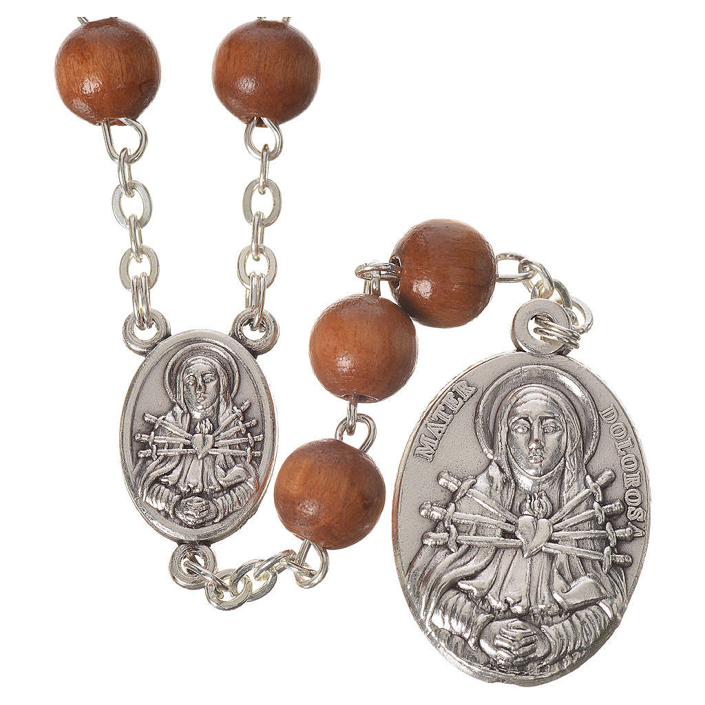 Devotional chaplet, Our Lady of Sorrows 4