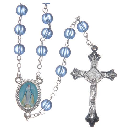 Rosario Infermiera dell'Anima Madonna Miracolosa INGLESE 3