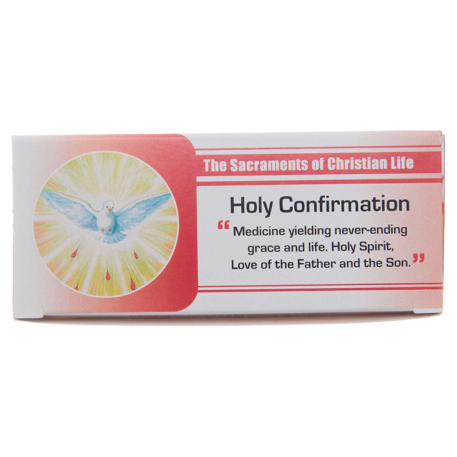 Rosario Sacramenti Vita Quotidiana per la Cresima INGLESE 4