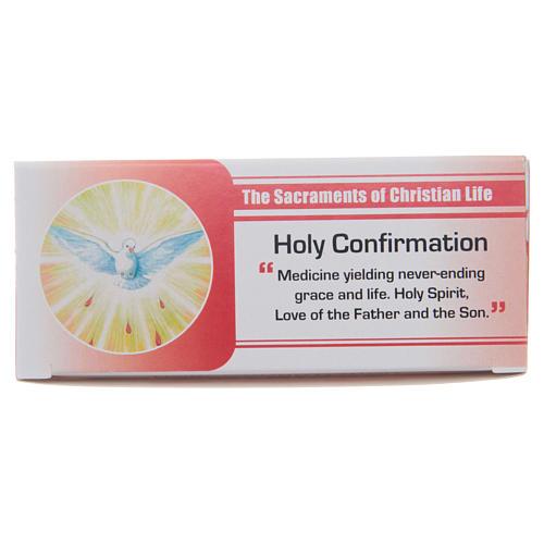 Rosario Sacramenti Vita Quotidiana per la Cresima INGLESE 1