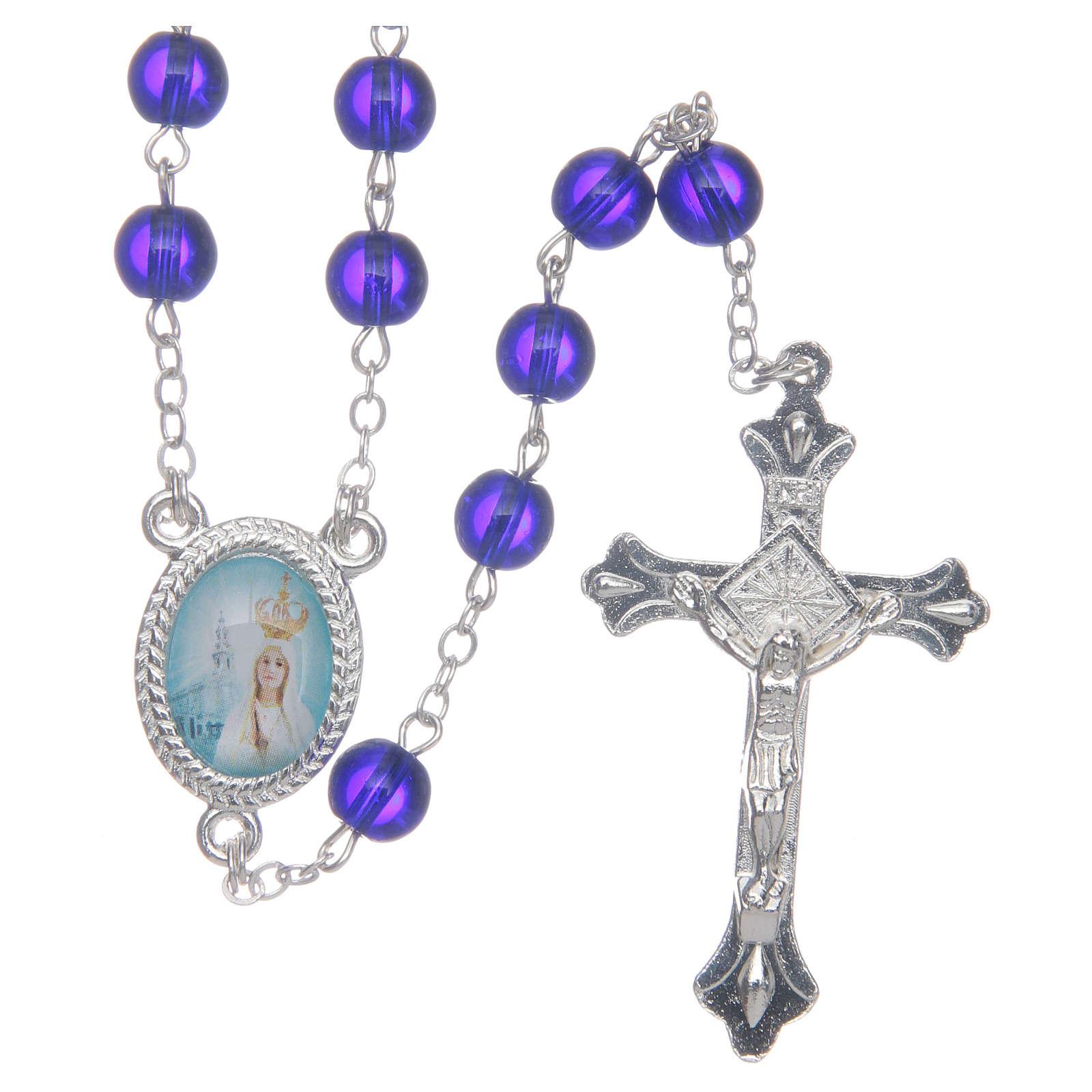 Rosario Infermeria dell'Anima Madonna di Fatima SPAGNOLO 4