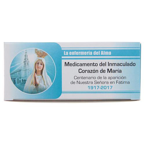 Rosario Infermeria dell'Anima Madonna di Fatima SPAGNOLO 1