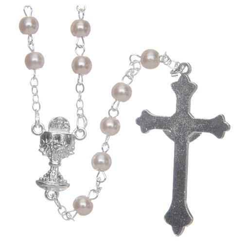 Rosary Sacraments of the Christian life Holy Communion ITALIAN 4