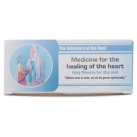 Terço Enfermaria da Alma Nossa Senhora de Lourdes INGLÊS s1