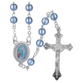 Różaniec Pielęgniarka Duszy Madonna z Lourdes WŁOSKI s3