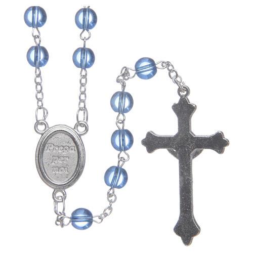 Różaniec Pielęgniarka Duszy Madonna z Lourdes WŁOSKI 4