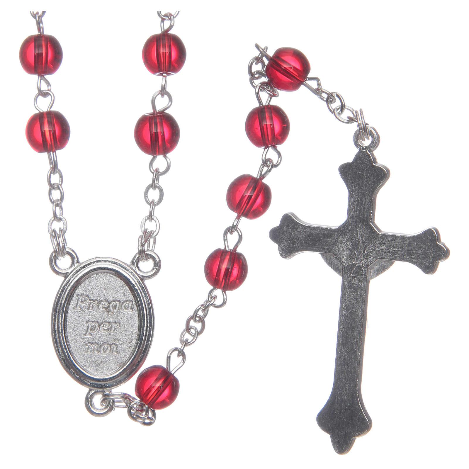 Rosary Nurse of the Soul Mary untire of knots ITALIAN 4