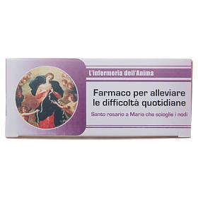 Rosary Nurse of the Soul Mary untire of knots ITALIAN s1