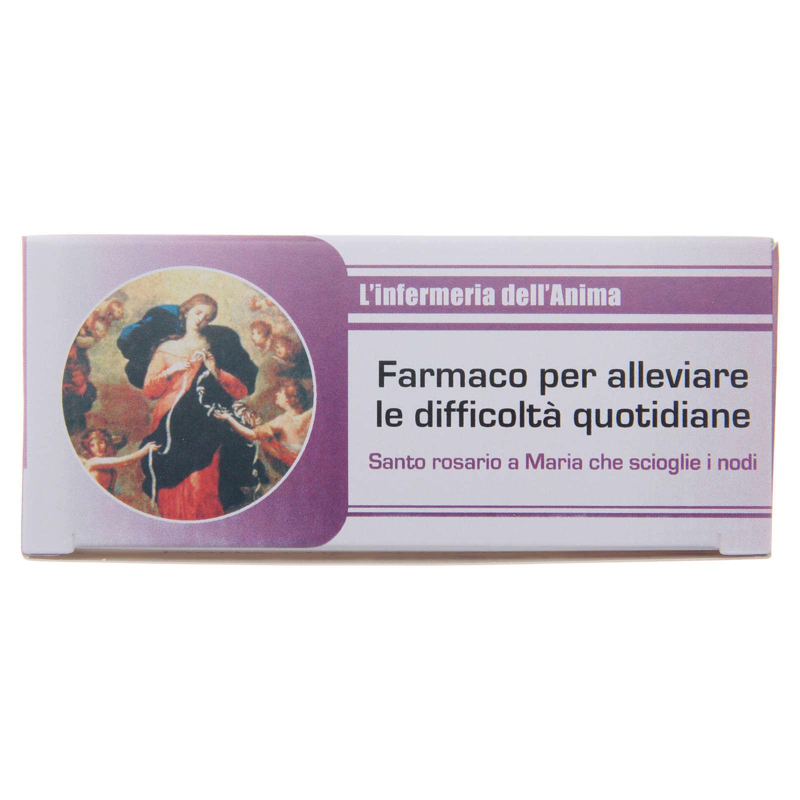 Rosario Infermeria dell'Anima Madonna scioglie nodi ITALIANO 4