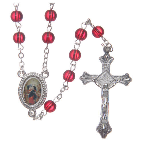 Rosary Nurse of the Soul Mary untire of knots SPANISH 3