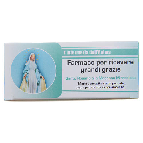 Rosary Nurse of the Soul Our Lady of Miracles ITALIAN 1