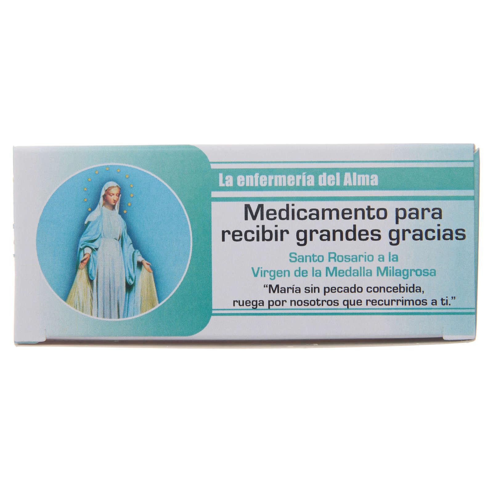 Rosario Infermeria dell'Anima Madonna Miracolosa SPAGNOLO 4