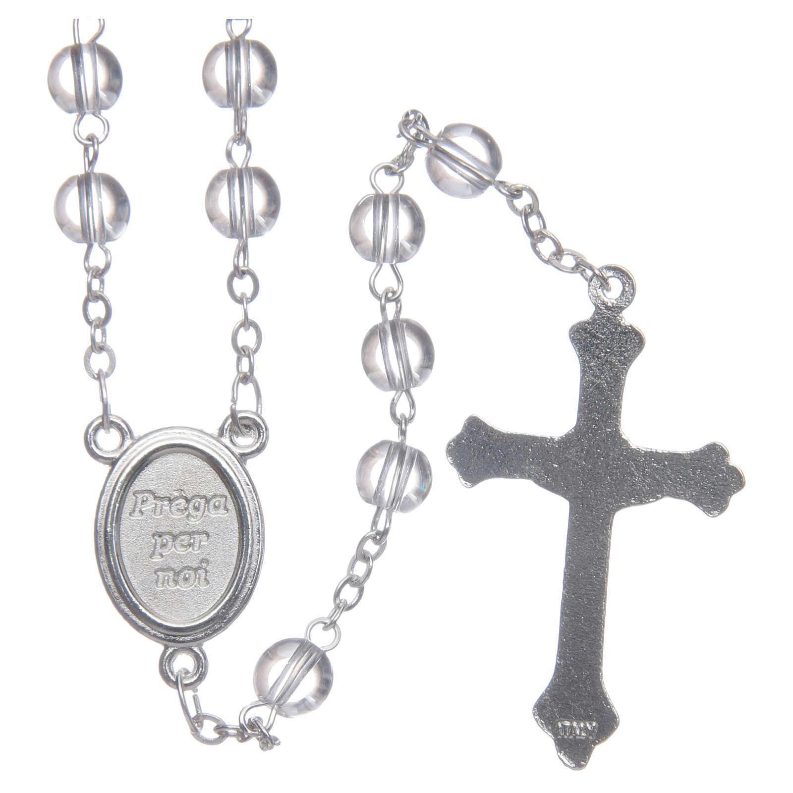 Rosary Nurse of the Soul Pope Francis ITALIAN 4