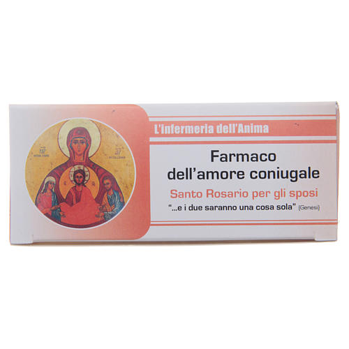 Rosario decina Infermeria dell'Anima per Sposi ITALIANO 1