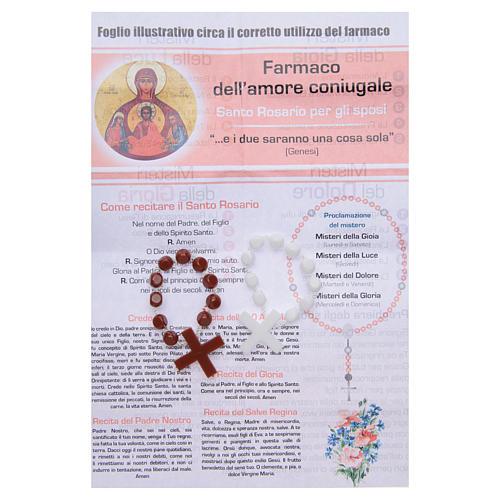Rosario decina Infermeria dell'Anima per Sposi ITALIANO 2
