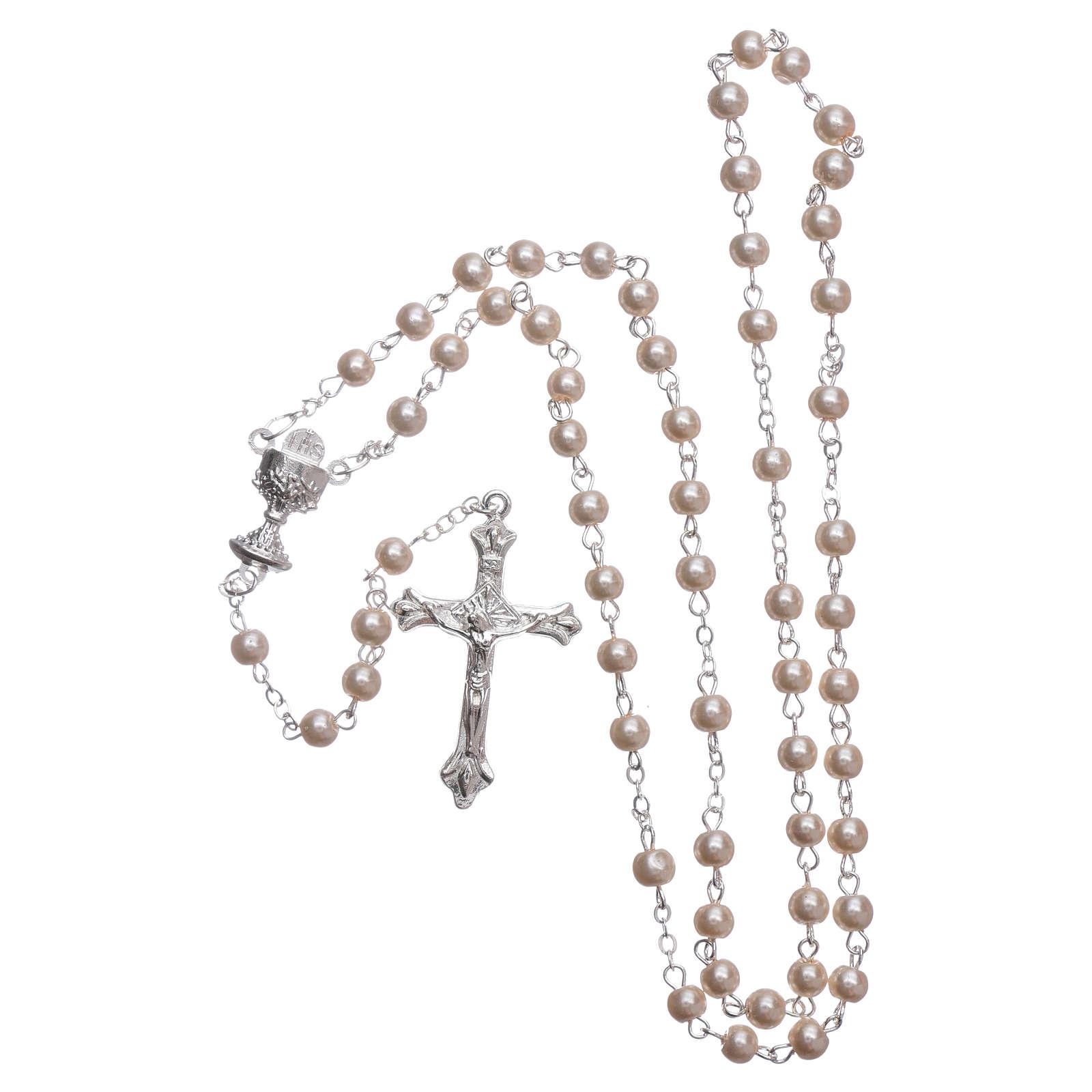 Rosario Sacramenti della Vita Cristiana Comunione INGLESE 4