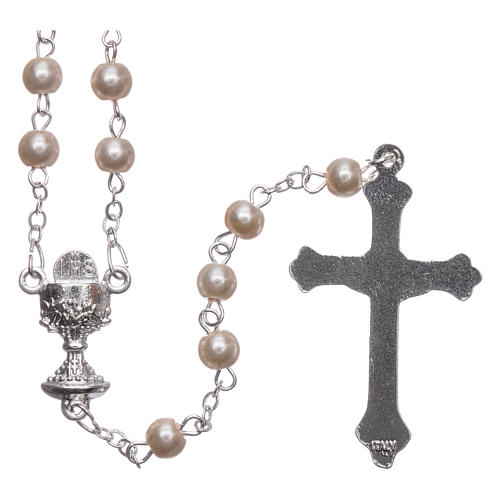 Rosary of the Sacraments of the Christian life Communion SPANISH 3